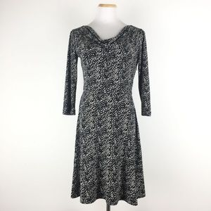 Tahari ASL Size 4P Fit & Flare Dress